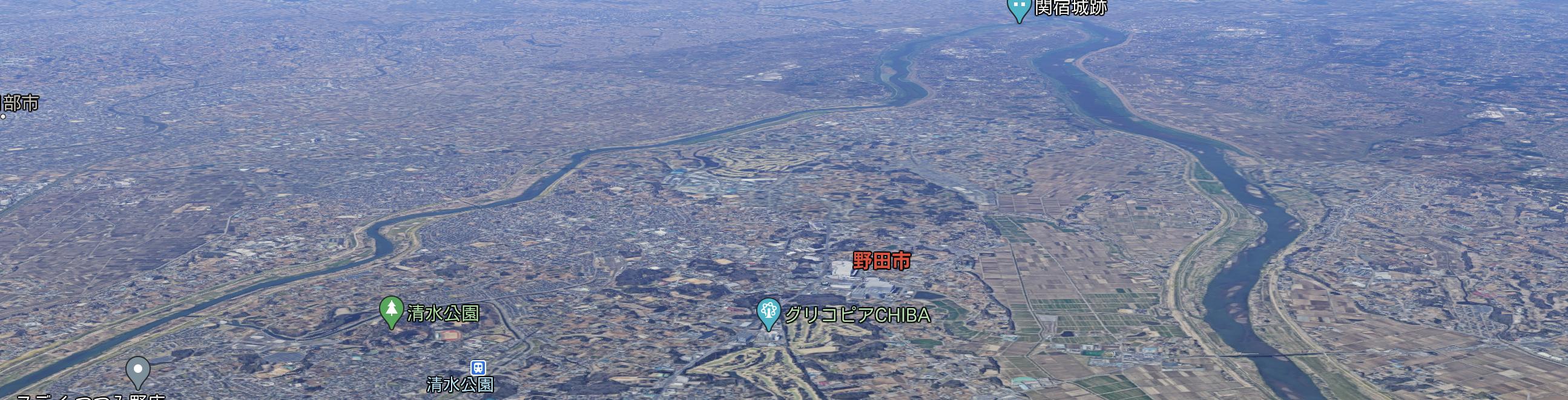 千葉県野田市「新・道の駅」計画