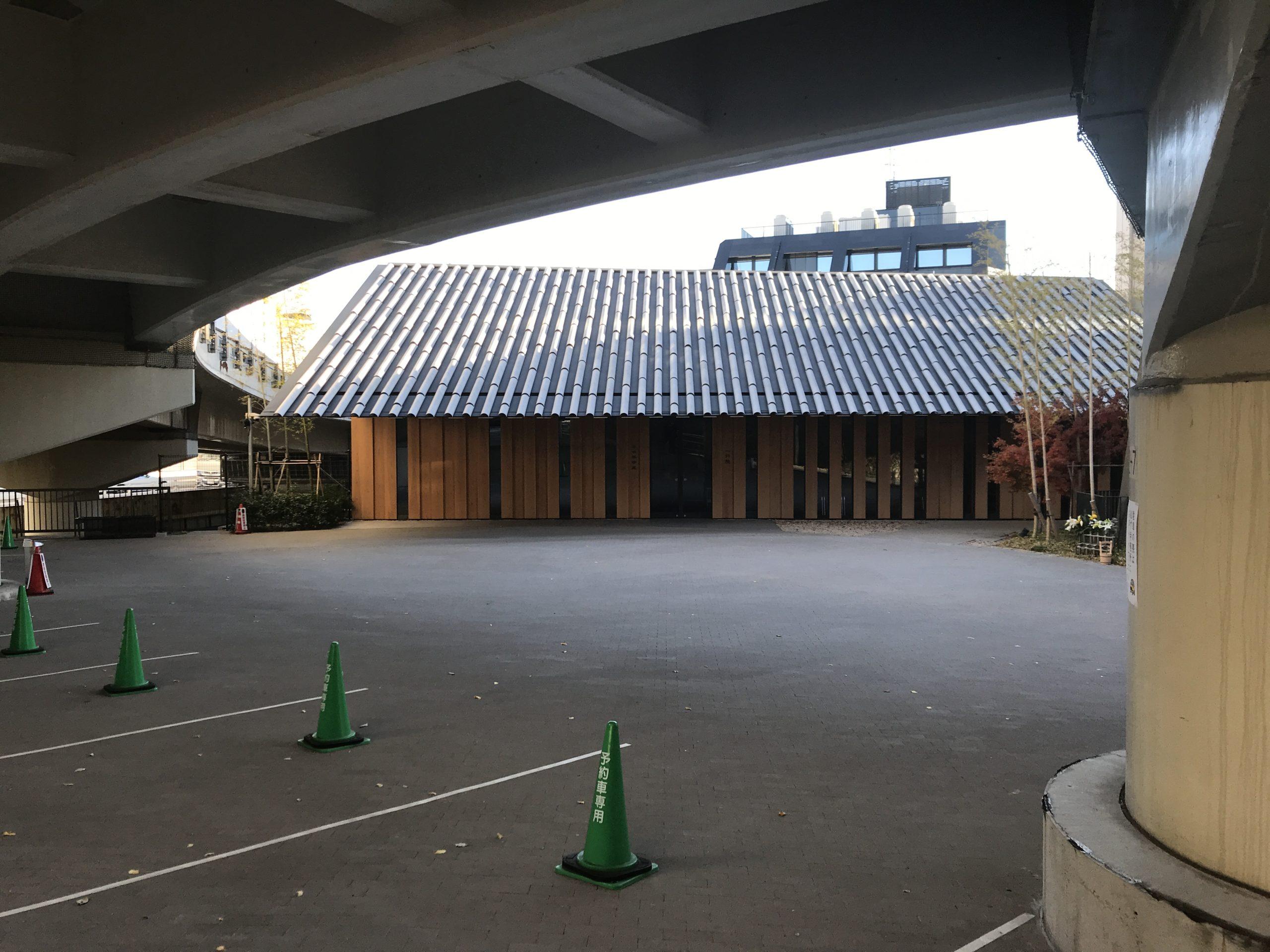 """""""隈研吾設計""""一行院"""